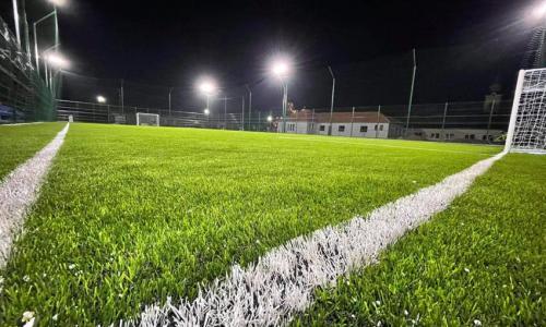 Baza sportiva si zona agrement Maureni-Timis