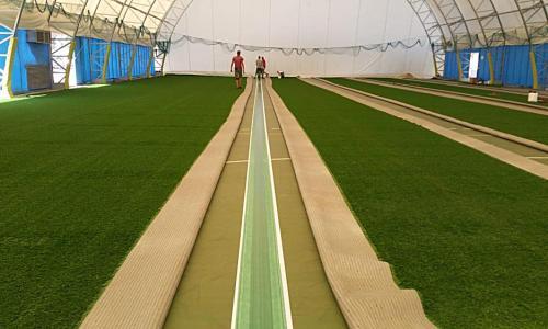 Univ. Spiru Haret - teren de sport sintetic