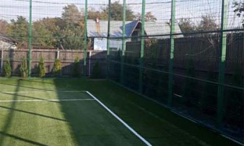Teren sintetic tenis Albota Arges